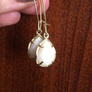 Kendra Scott Pearl earrings
